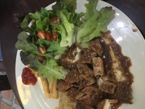 Dinner Salad Food #251494