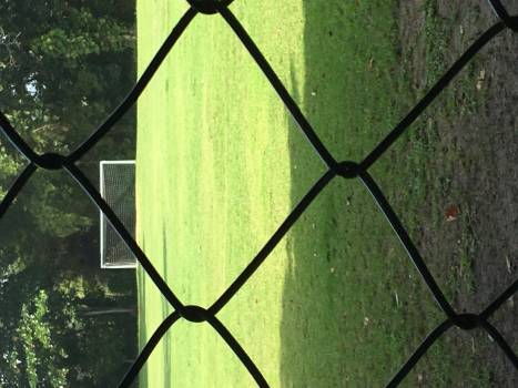 Chainlink fence Fence Barrier #251564