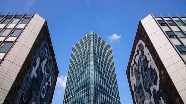 Skyscraper Office City #251728