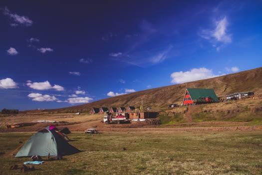 Landscape Sky Grass #25173