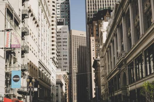 Skyscraper City Architecture #252404