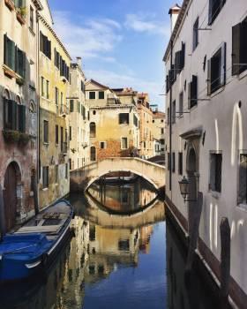 Canal Boat Gondola #252462