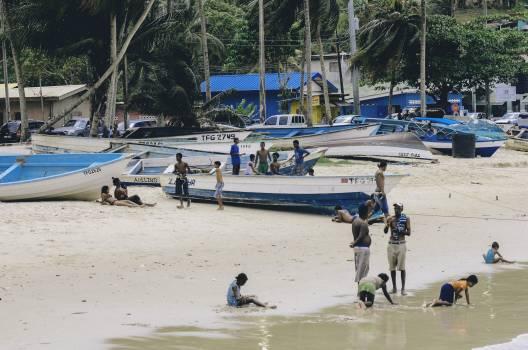 Marina Dock Boat #252546