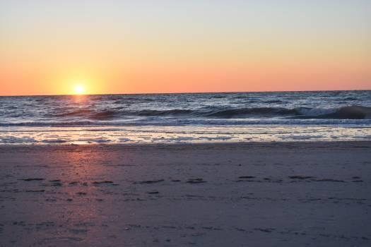 Ocean Beach Sea Free Photo