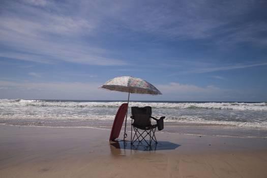 Beach Sea Sand #253171