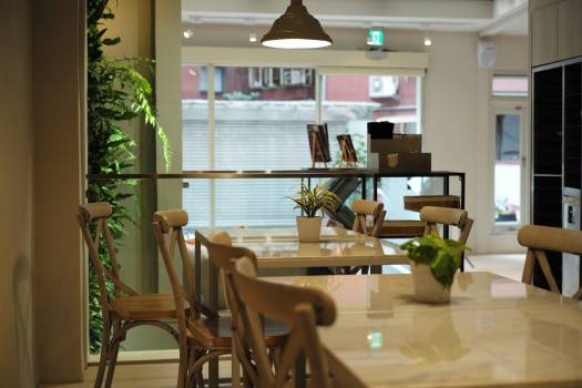 Restaurant Table Interior #253318