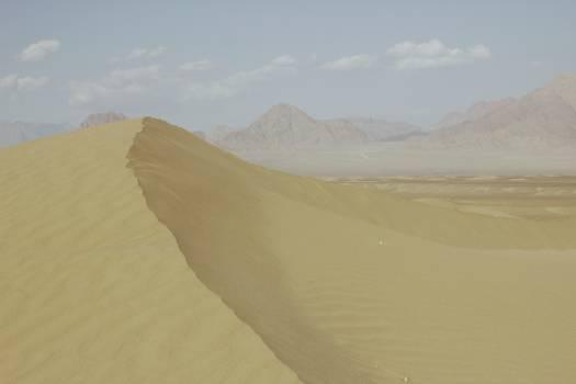 Dune Sand Desert #253431