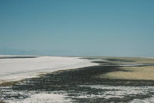 Sandbar Ocean Sea Free Photo
