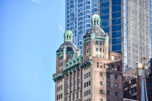 Skyscraper City Building #253821