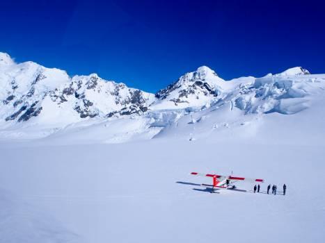 Mountain Snow Alp #253907