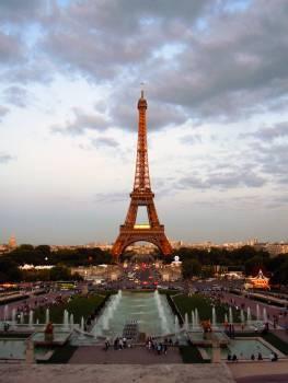 Paris Tower Architecture #25423