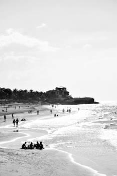 Beach Sea Sand #254747