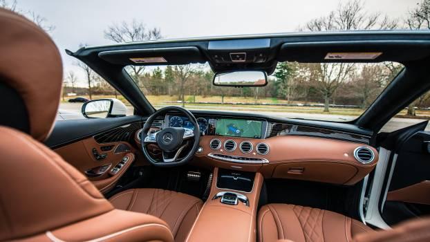 Car Steering wheel Seat Free Photo