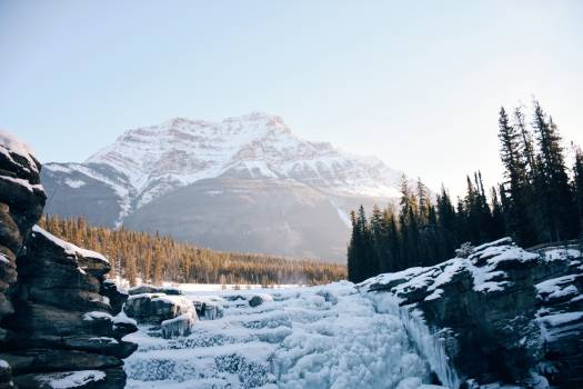 Mountain Glacier Snow #255032