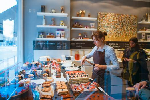 Shop Confectionery Mercantile establishment Free Photo