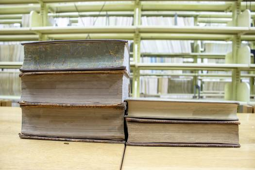 Pile Paper Stack Free Photo