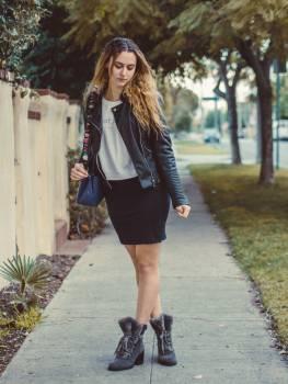 Skirt Miniskirt Attractive #255861