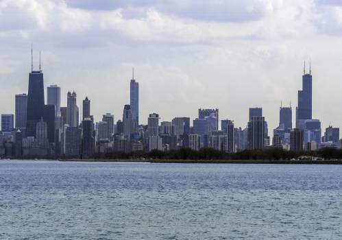 Skyscraper City Skyline #256097