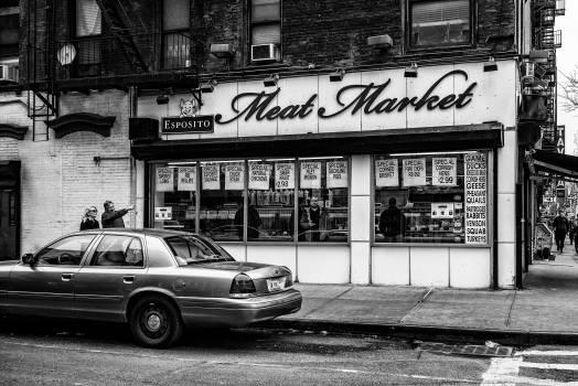 Shop Mercantile establishment Building #256101