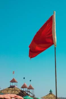 Flagpole Staff Stick #256441