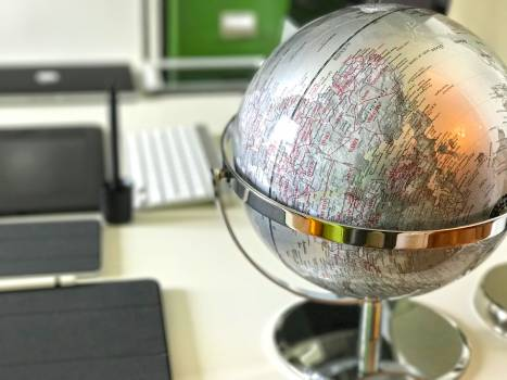 Globe Earth World Free Photo