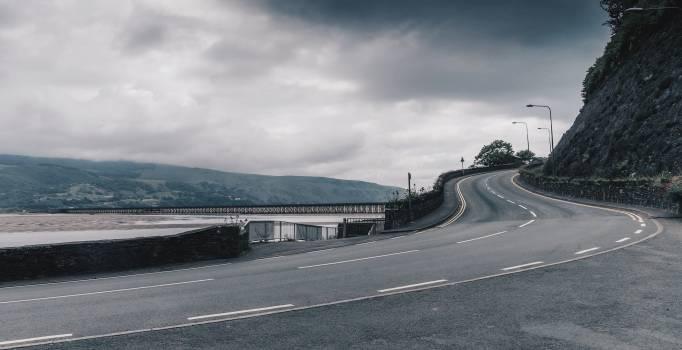 Highway Road Expressway Free Photo