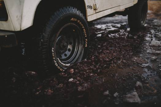 Tire Hoop Wheel Free Photo