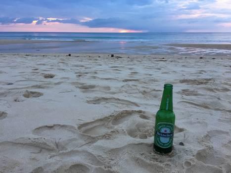 Bottle Green Liquid #257507