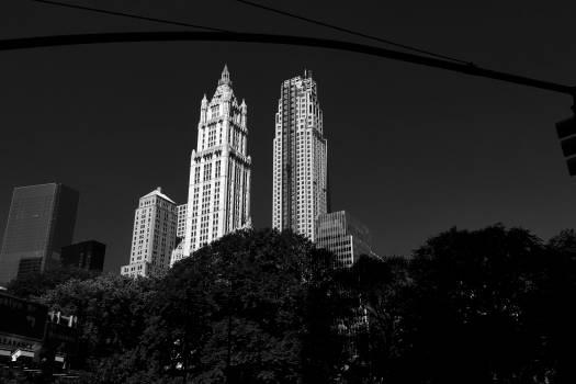 Skyscraper City Building #257627