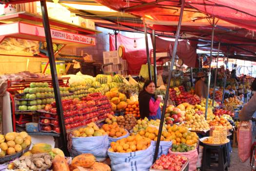 Stall Fruit Food Free Photo