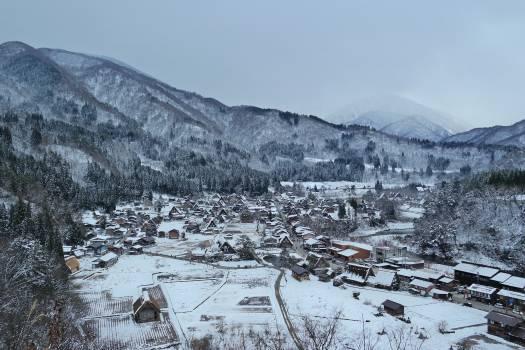 Mountain Alp Snow #258230