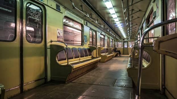 Horizontal surface Station Train #258548