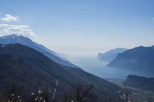 Mountain Range Landscape #260601