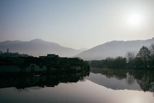 Landscape Water Sky #260721