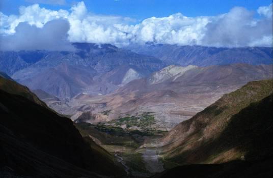 Mountain Valley Glacier #260961