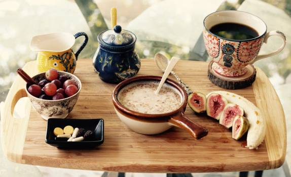 Morning breakfast by Mario Anthony Free Photo