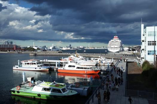 Marina Boat Dock #261248