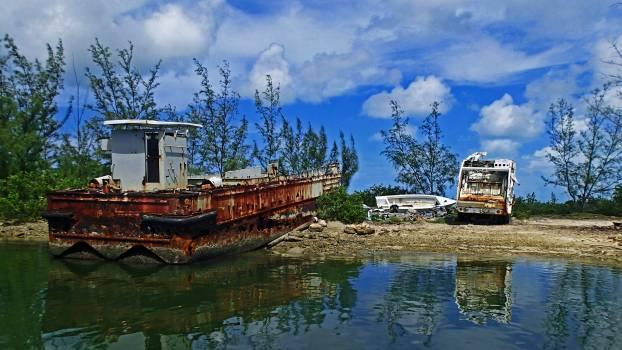 Boathouse Wreck Shed #261285