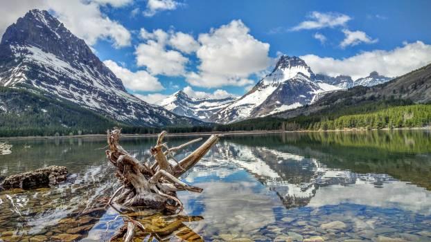 Landscape Water Mountain #261417