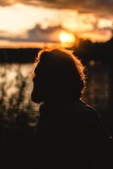 Hairy Sunset #26148