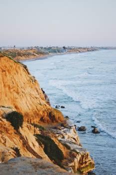 Rock Sea Coast #261883