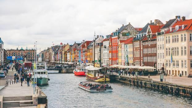 Boat Gondola Channel Free Photo