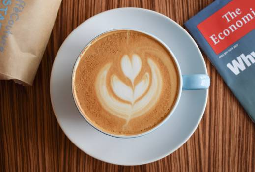 Coffee Cappuccino Cup #262102