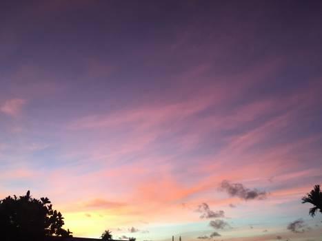 Sky Clouds Atmosphere #262439