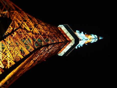 Sky Tower Architecture Free Photo