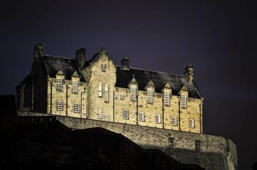 Castle Defensive structure Palace #262934