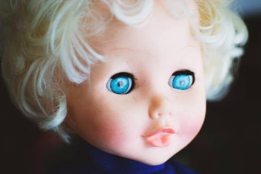 Doll Plaything Face Free Photo