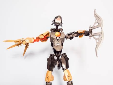 Bionicle robot Free Photo