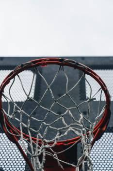 Backboard Equipment Ball Free Photo