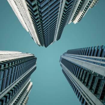 Skyscraper Architecture City #265182